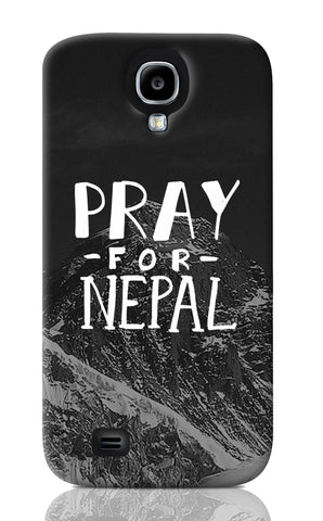 Samsung S4 Cases, Pray For Nepal Samsung S4 Case | Artist: Inderpreet Singh, - PosterGully