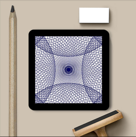 PosterGully Coasters, Abstract 1 | Devatrisha Coaster, - PosterGully