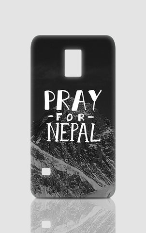 Samsung S5 Cases, Pray For Nepal Samsung S5 Case | Artist: Inderpreet Singh, - PosterGully