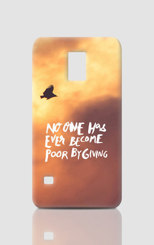 Samsung S5 Cases, Pray For Nepal | Giving Samsung S5 Case | Artist: Inderpreet Singh, - PosterGully