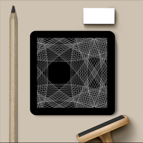 PosterGully Coasters, Abstract 2 | Devatrisha Coaster, - PosterGully