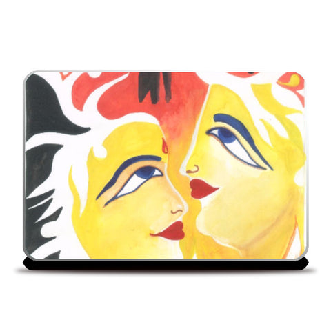 Laptop Skins, Symbol Of Peace Art Lapto Skin | Artist : Teena Chauhan, - PosterGully