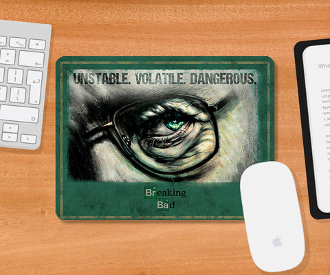 Mousepads, Breaking Bad Artwork by Raj Khatri Mousepad, - PosterGully