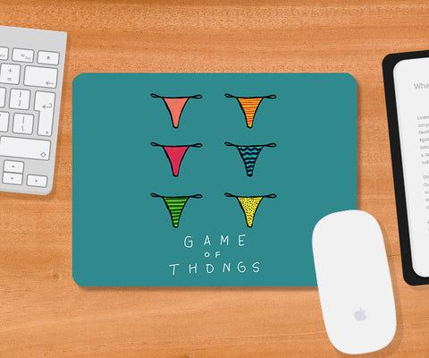 Mousepads, Game Of Thrones Humour Mousepad, - PosterGully