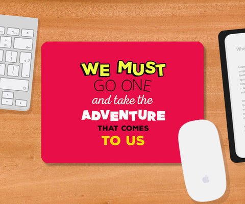 Mousepads, Adventures Narnia Typography Mousepad, - PosterGully