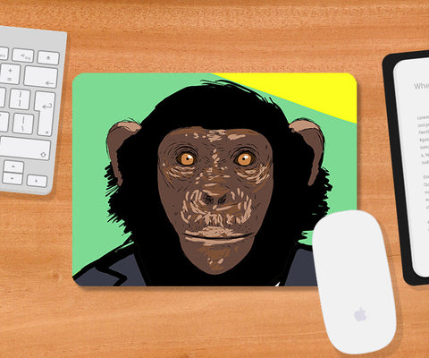 Mousepads, Monkey Jacket Mousepad, - PosterGully