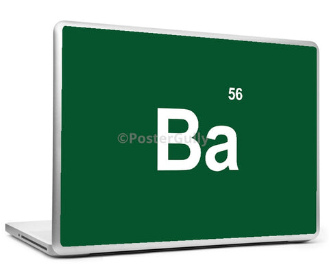 Laptop Skins, Breaking Bad Ba Element Laptop Skin, - PosterGully