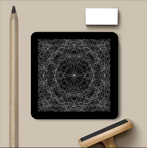PosterGully Coasters, Abstract 7 | Devatrisha Coaster, - PosterGully