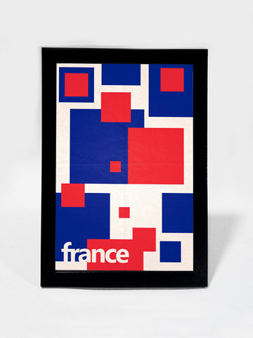 Framed Art, France Soccer Team #footballfan | Framed Art, - PosterGully