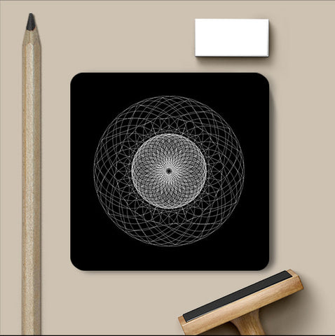 PosterGully Coasters, Abstract 8 | Devatrisha Coaster, - PosterGully