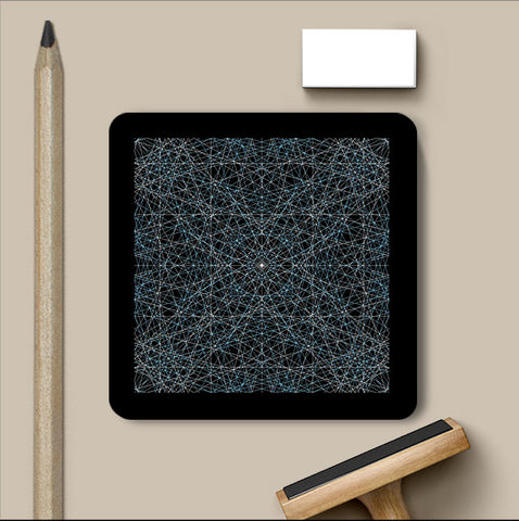 PosterGully Coasters, Abstract 9 | Devatrisha Coaster, - PosterGully