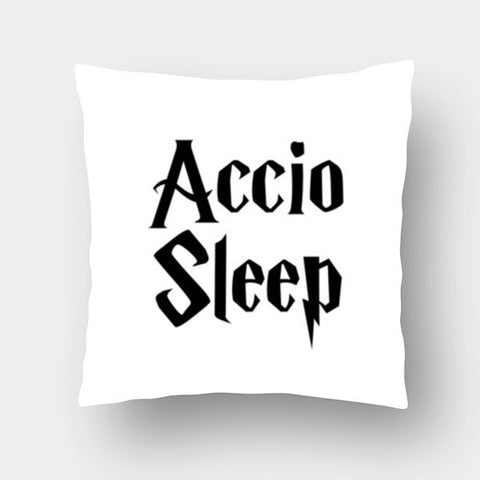 Accio Sleep Cushion Covers | Artist : Shweta Paryani