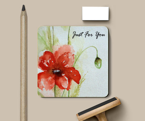 Coasters, Just For You Coaster I Artist: Seema Hooda, - PosterGully