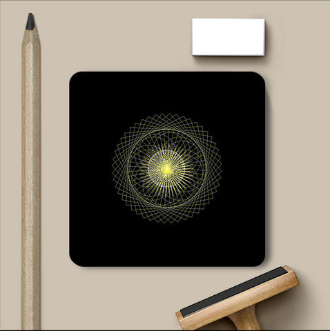 PosterGully Coasters, Abstract 11 | Devatrisha Coaster, - PosterGully