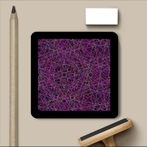 PosterGully Coasters, Abstract 15 | Devatrisha Coaster, - PosterGully