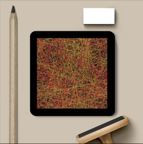 PosterGully Coasters, Abstract 16 | Devatrisha Coaster, - PosterGully