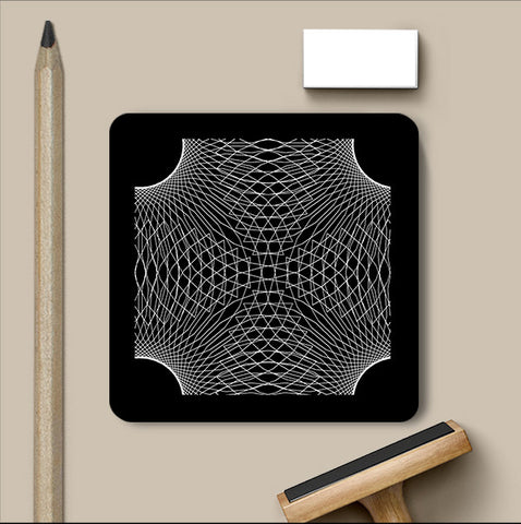 PosterGully Coasters, Abstract 19 | Devatrisha Coaster, - PosterGully