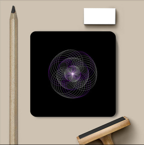 PosterGully Coasters, Abstract 20 | Devatrisha Coaster, - PosterGully