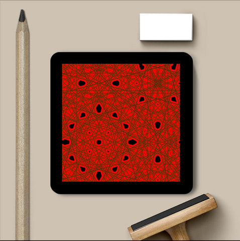 PosterGully Coasters, Abstract 22 | Devatrisha Coaster, - PosterGully