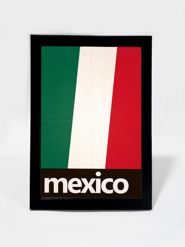 Framed Art, Mexico Soccer Team #footballfan | Framed Art, - PosterGully