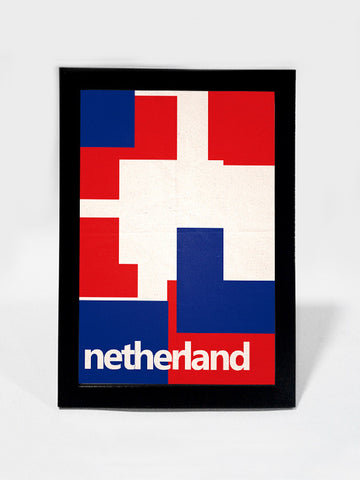 Framed Art, Netherland Soccer Team #footballfan | Framed Art, - PosterGully