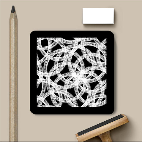 PosterGully Coasters, Abstract 24 | Devatrisha Coaster, - PosterGully