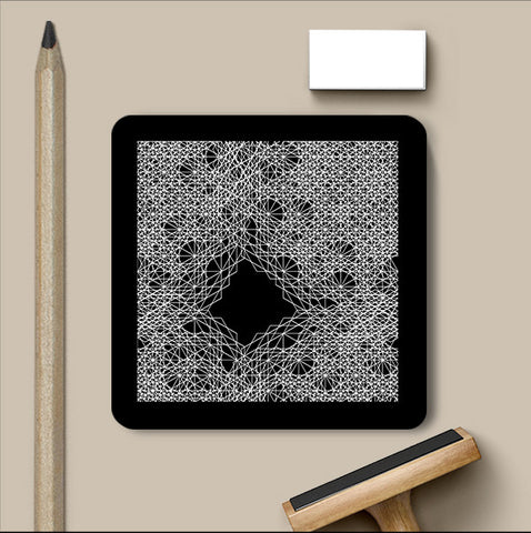 PosterGully Coasters, Abstract 25 | Devatrisha Coaster, - PosterGully