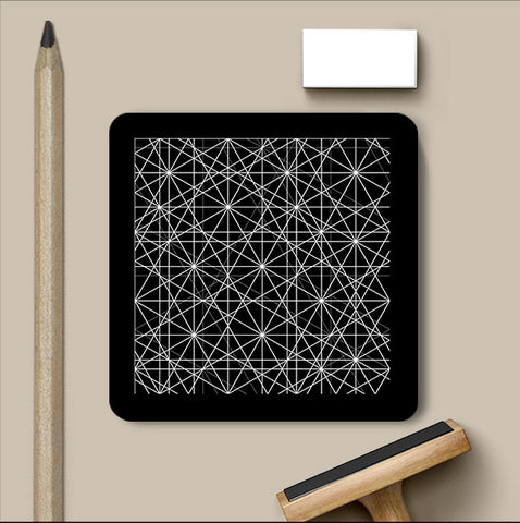 PosterGully Coasters, Abstract 26 | Devatrisha Coaster, - PosterGully