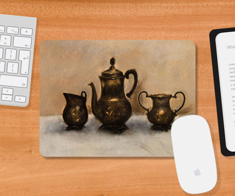 Mousepads, Antiques Oil Painting Mousepad, - PosterGully