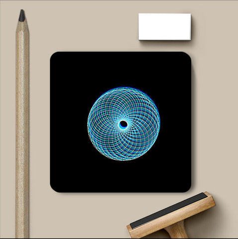 PosterGully Coasters, Abstract 29 | Devatrisha Coaster, - PosterGully