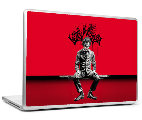 Laptop Skins, Joker Raj Khatri Laptop Skin, - PosterGully