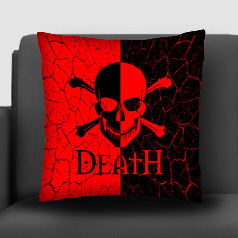 Death Cushion Covers | Artist : Designerchennai