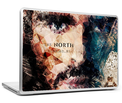 Laptop Skins, Game Of Thrones - North Remembers Artwork Laptop Skin, - PosterGully