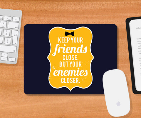 Mousepads, Keep Your Friends Godfather Mousepad, - PosterGully