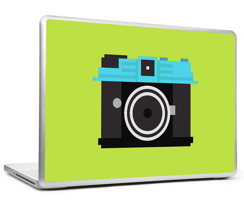 Laptop Skins, Lomography Camera Pop Art Laptop Skin, - PosterGully