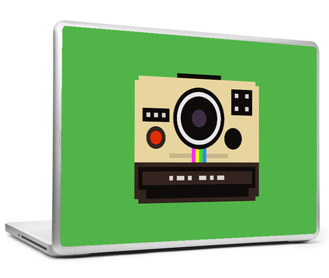 Laptop Skins, Polaroid Camera Pop Art Laptop Skin, - PosterGully