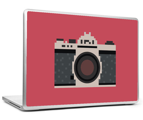 Laptop Skins, Old Camera Pop Art Laptop Skin, - PosterGully