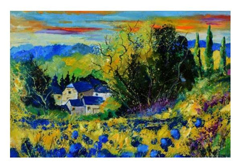PosterGully Specials, Landscape 6523 Wall Art | Artist : pol ledent, - PosterGully