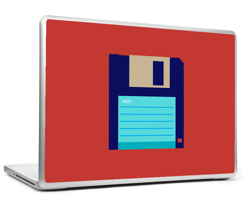 Laptop Skins, Floppy Drive Laptop Skin, - PosterGully