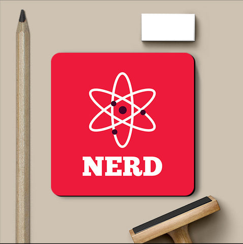 PosterGully Coasters, Nerd Humour Coaster, - PosterGully