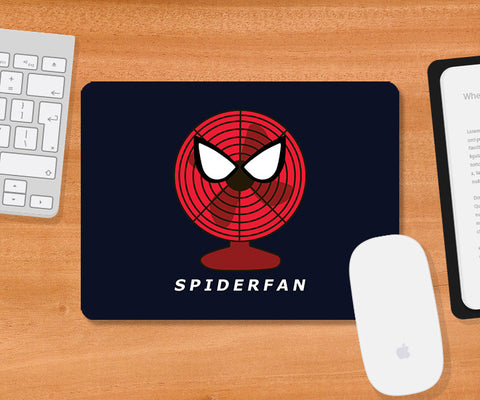 Mousepads, Spiderfan - Spiderman Humour Mousepad, - PosterGully