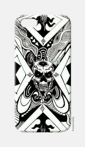 iPhone 5 Cases, invert skull art iPhone 5 Cases | Artist : akash biyani, - PosterGully