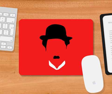 Mousepads, Charlie Chaplin Mousepad, - PosterGully