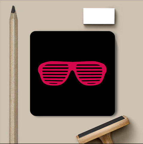 PosterGully Coasters, Party Glasses Coaster, - PosterGully