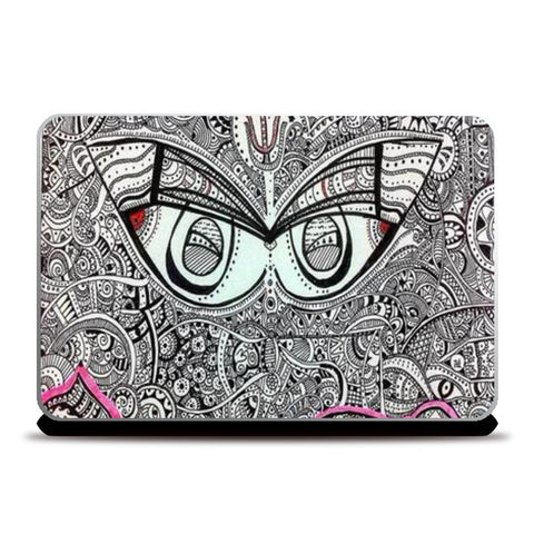 Laptop Skins, The inaccessbile Laptop Skins | Artist : Himani Chhabra, - PosterGully