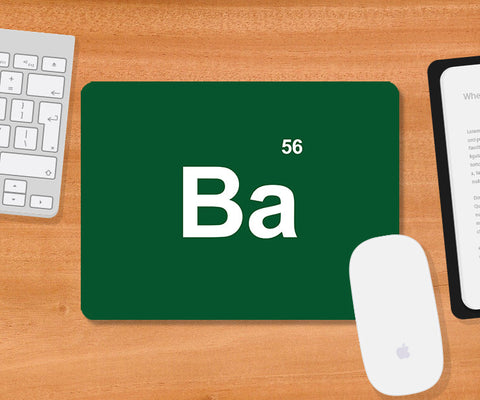 Mousepads, Breaking Bad Ba Element Mousepad, - PosterGully