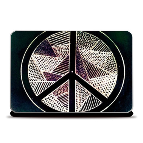 peace Laptop Skins | Artist : avanthi amarnath