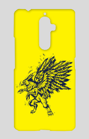 Mythology Bird Lenovo K8 Note Cases | Artist : Inderpreet Singh