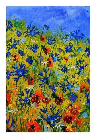 Wild Flowers 96 Art PosterGully Specials
