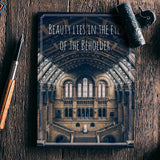 Beauty lies in the eyes of the beholder - Architect Notebook | Artist : Aditya Gupta